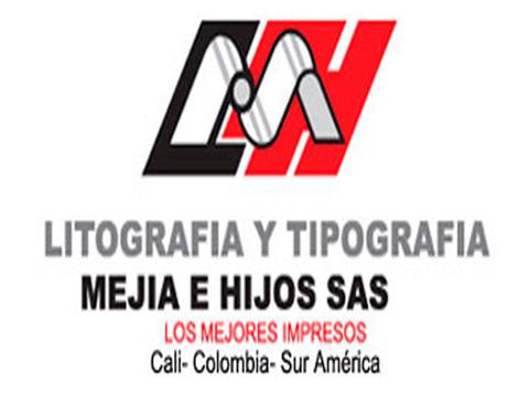 Litografia y tipografia Mejia e hijos sas