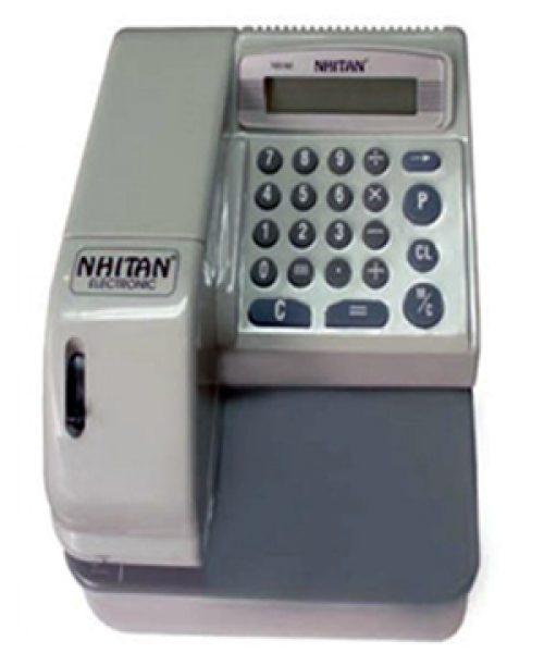 Protectores de cheques manuales y electrónicos